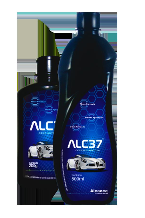 Cera Carnaúba e Sílica Cream Alc 37 ALCANCE 500ML