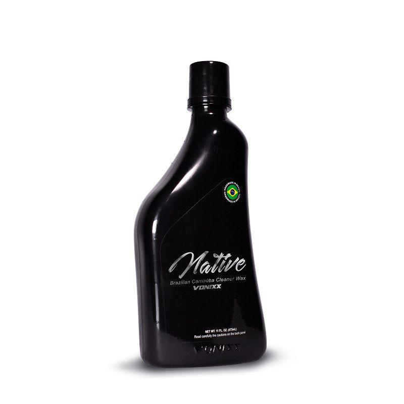 Cera de Carnaúba Native Cleaner Wax VONIXX 473ML