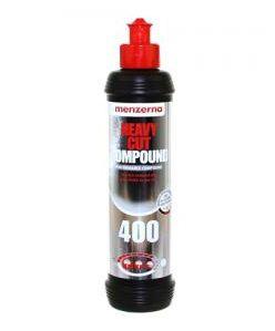 Composto de Corte Pesado Heavy Cut FG400 MENZERNA 250ML