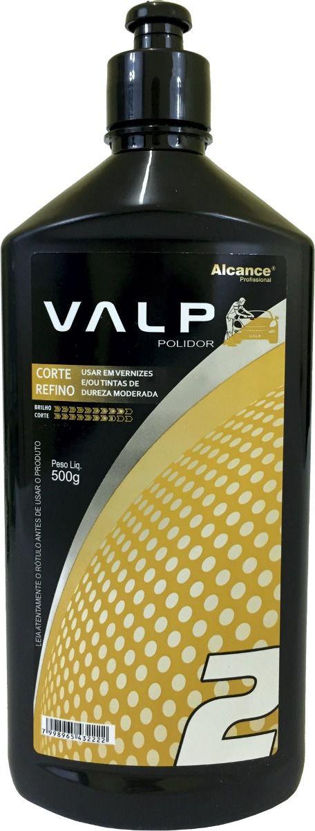 Composto para Refino Valp 2 ALCANCE 500gr