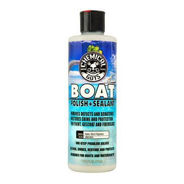 Composto Polidor com Selante BOAT Marine 473ml CHEMICAL GUYS