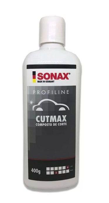 Composto Polidor Profiline Cut Max SONAX 400GR