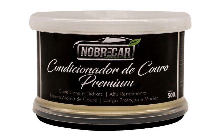 Condicionador de Couro Premium NOBRE CAR 500GR