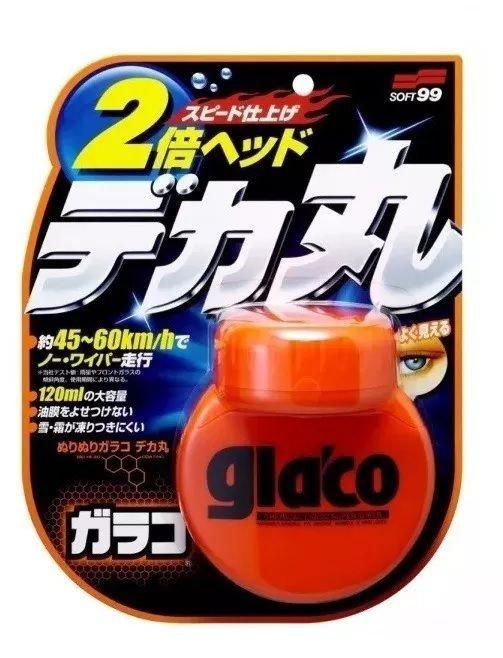 Cristalizador de Vidros Glaco Soft99 120ML