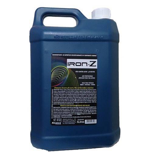 Descontaminante Ferroso Iron-Z ALCANCE 5L