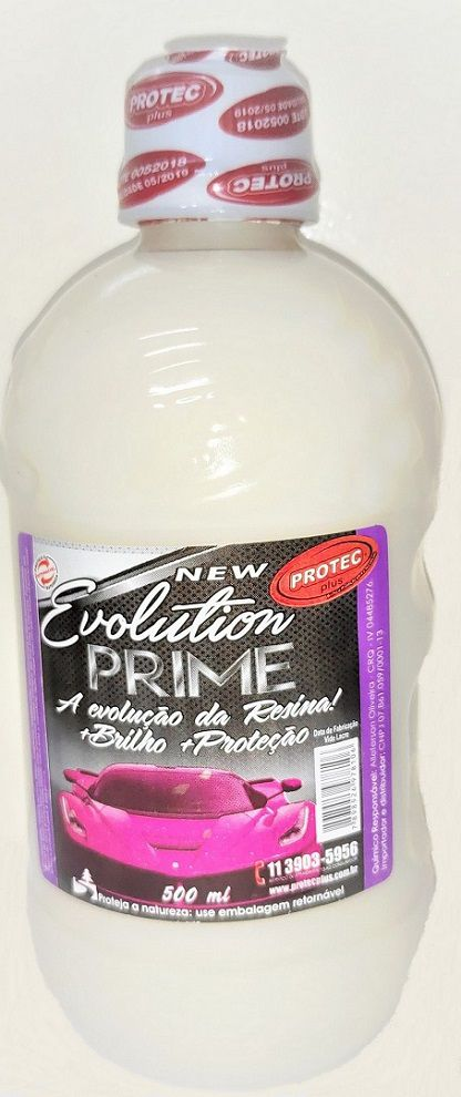 Espelhamento De Pintura Evolution Prime Spray PROTEC PLUS 500ML