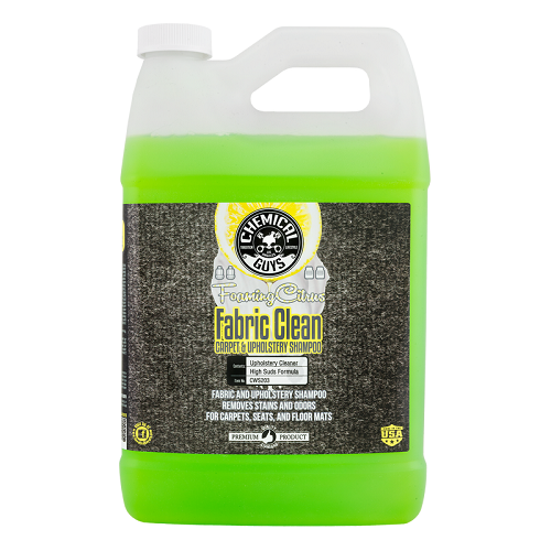 Fabric Clean Limpador Pesado de Carpetes 1,9 Litros CHEMICAL GUYS