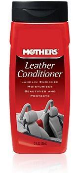 Hidratante De Couro Leather Conditioner Mothers 355ml