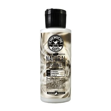 Hidratante Natural Shine 118ml CHEMICAL GUYS