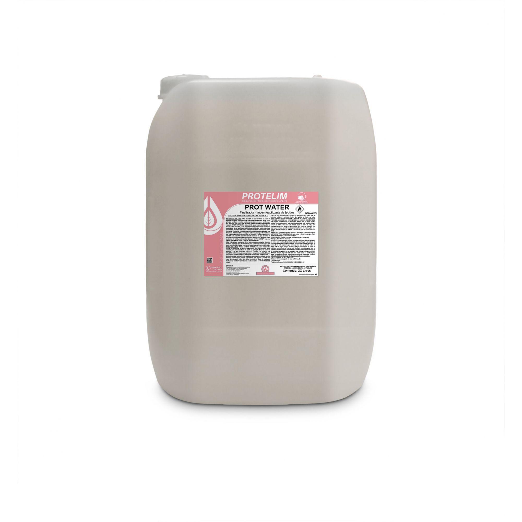 Impermeabilizante de Tecido Prot Water PROTELIM 20L