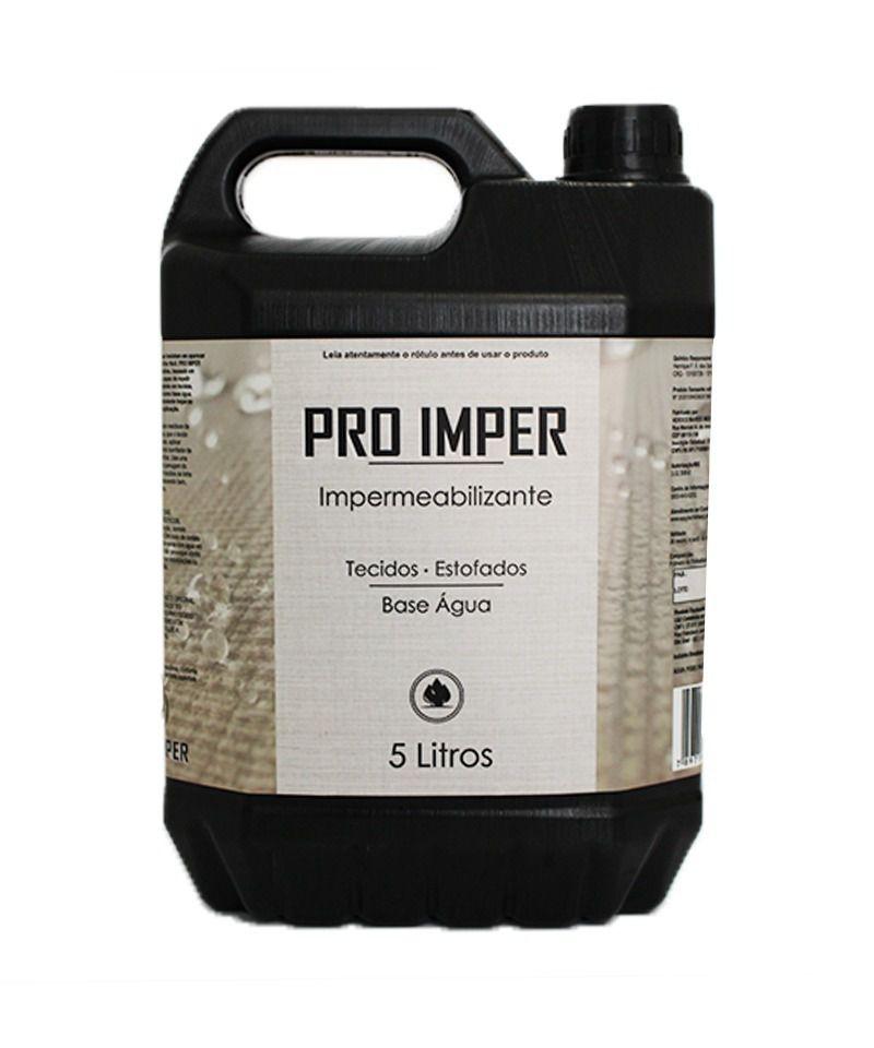 Impermeabilizante de Tecidos Base Água Pro Imper EASYTECH 5L