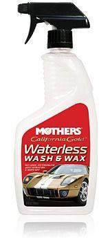 Lava Seco Com Cera Califórnia Gold Waterless Wash&wax 710ml