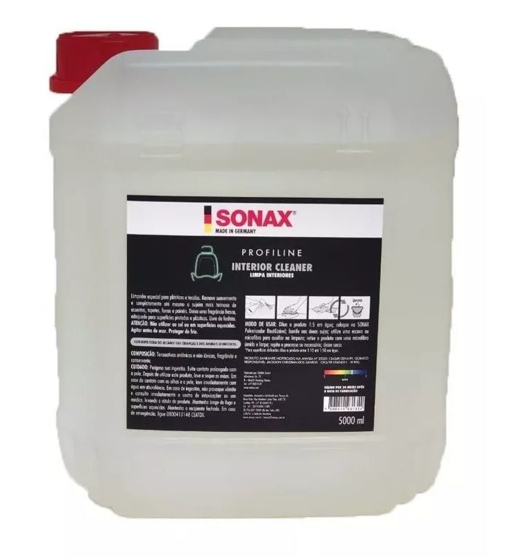Limpador APC Interior Cleaner SONAX 5L