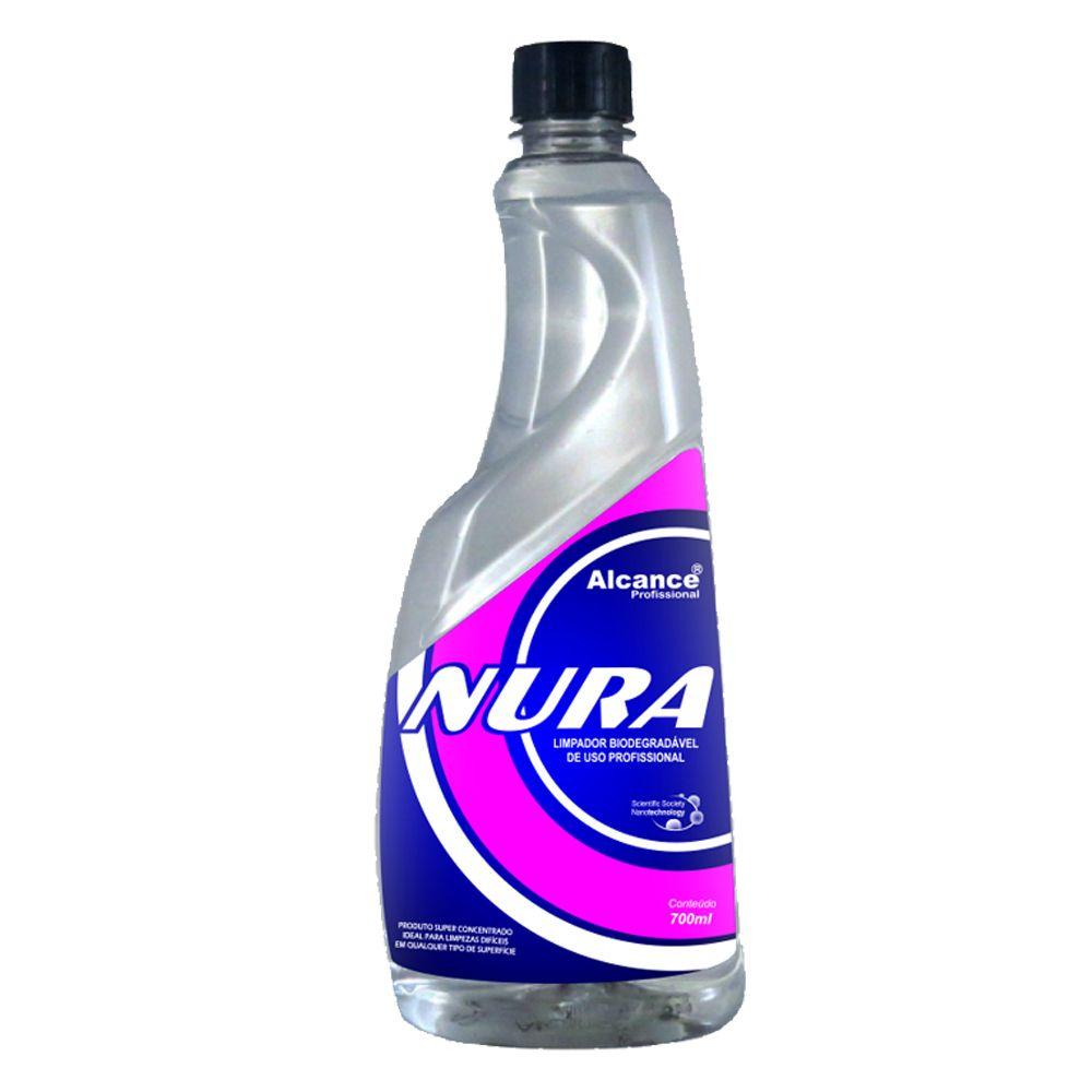 Limpador Biodegradável Nura ALCANCE 700ML