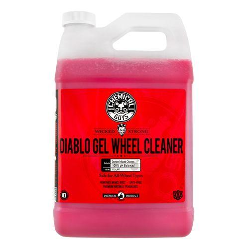 Limpador Descontaminante de Rodas Diablo Gel 3,78L CHEMICAL GUYS