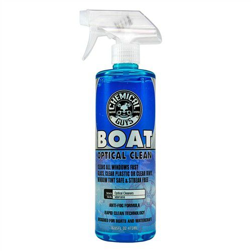 Limpador Descontaminante de Vidros BOAT 473ml CHEMICAL GUYS