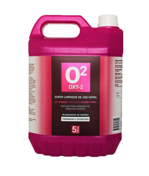 Limpador Uso Geral Peroxy OXY2 EASYTECH 5L