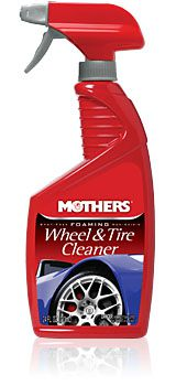 Limpadora de Pneus e Rodas Foaming Wheel & Tire Cleaner MOTHERS 710ML