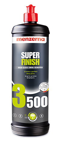 Lustrador Super Finish SF3500 MENZERNA 1L