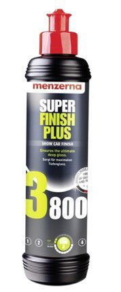 Lustrador Super Finish SF3800 MENZERNA 250ML