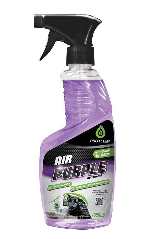 Odorizador Air Purple PROTELIM 650ML