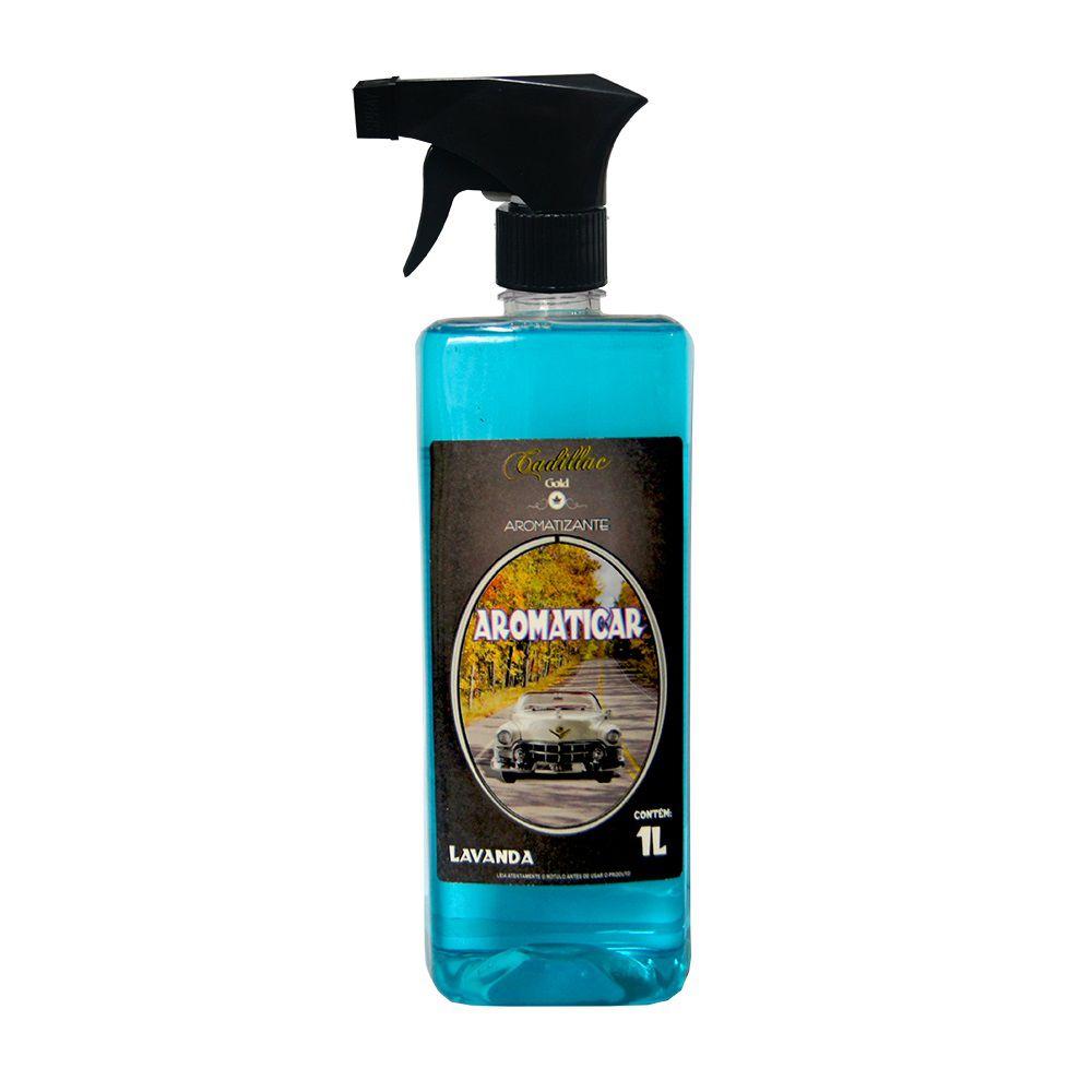 Odorizador Aromaticar Lavanda CADILLAC 1L