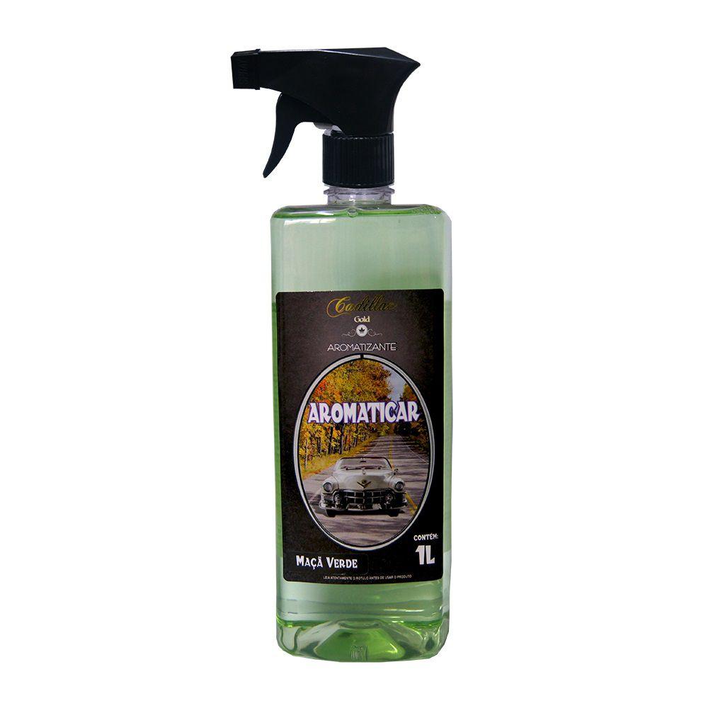 Odorizador Aromaticar Maça Verde CADILLAC 1L