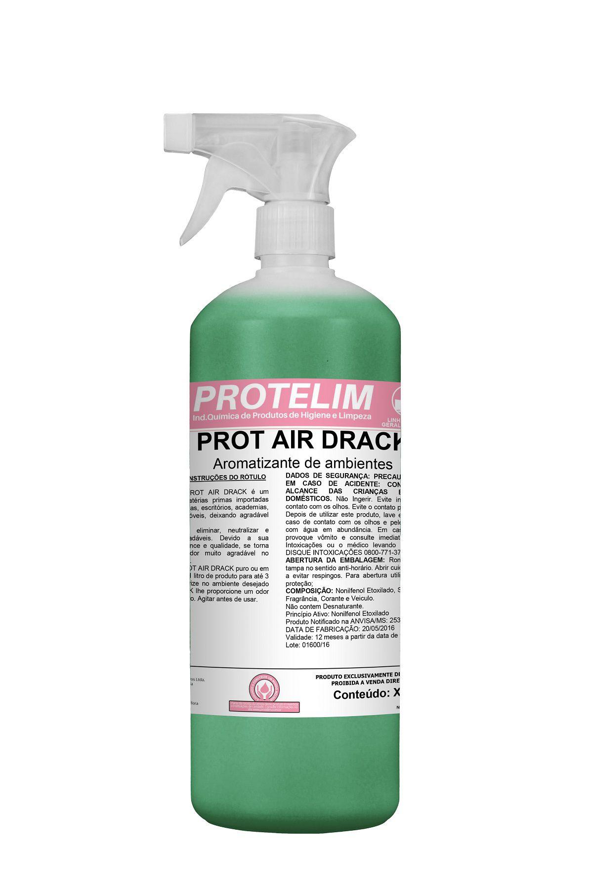 Odorizador Prot Air Green Protelim 1l