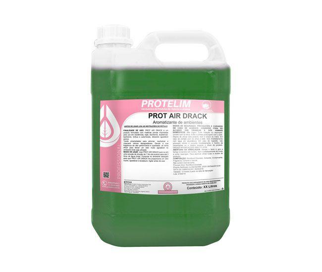 Odorizador Prot Air Green Protelim 5L