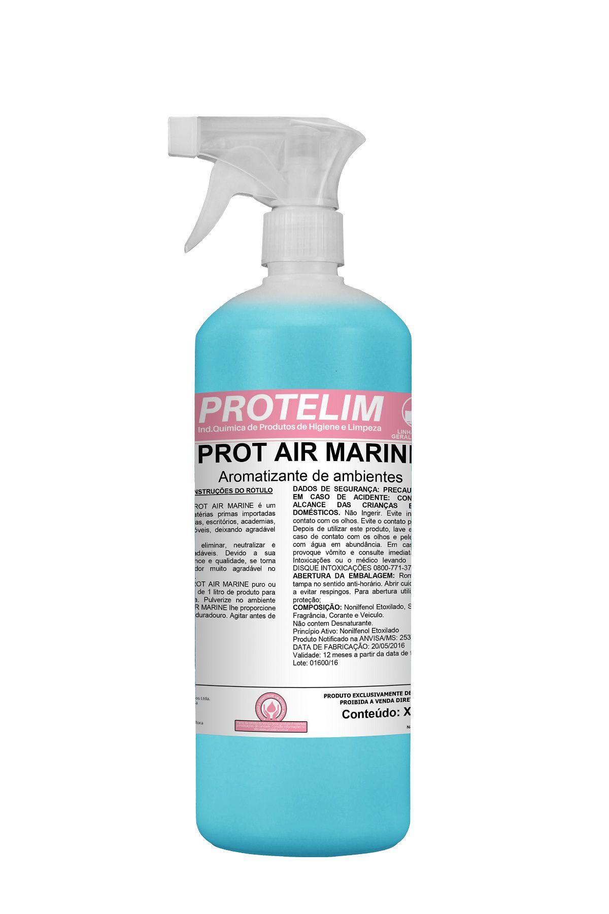 Odorizador Prot Air Blue Protelim 1L
