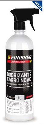Odorizante Carro Novo FINISHER 1L