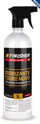 Odorizante Couro FINISHER 1L