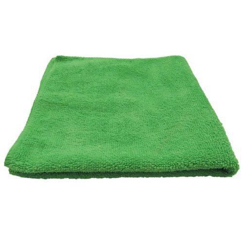 Pano de Microfibra Verde 230GSM MANDALA 40X40cm