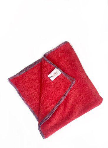 Pano Microfibra Vermelha 64GSM SGCB 40X40