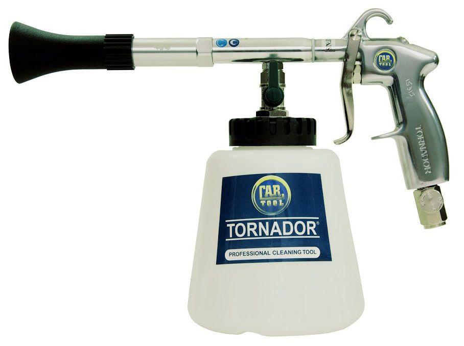 Pistola para Limpeza Tornador Black CAR TOOL Z020KV