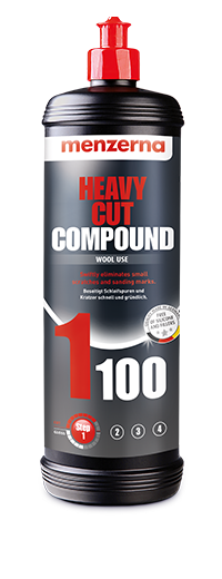 Polidor de Corte Heavy Cut Compound 1100 MENZERNA 1L