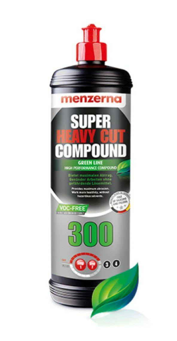 Polidor de Corte Heavy Cut FG300 Green Line MENZERNA 1L