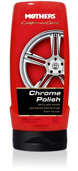 Polidor de Cromados Chrome Polish MOTHERS 355ML