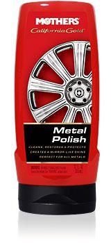 Polidor de Metais Metal Polish MOTHERS 355ML