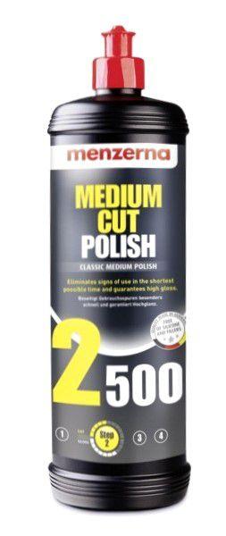 Polidor de Refino Medium Cut PF2500 MENZERNA 1L