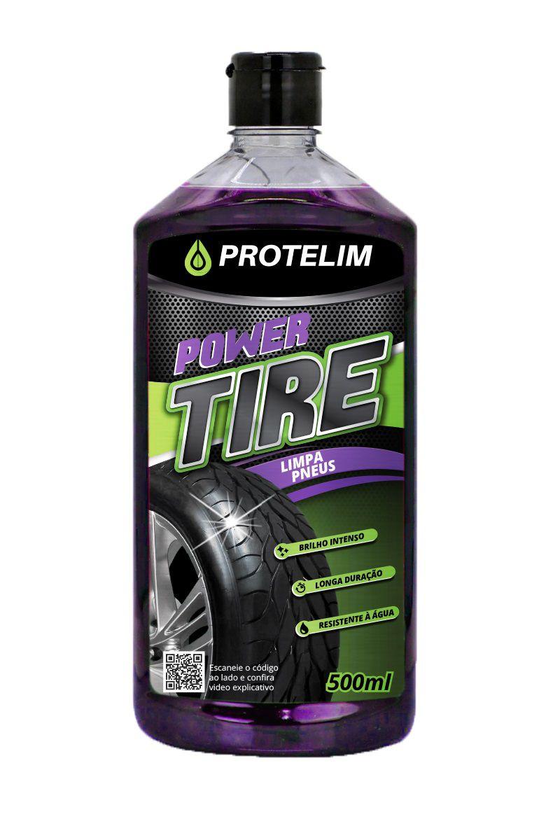 Pretinho Power Tire PROTELIM 500ML