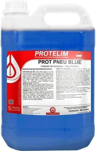 Pretinho Prot Pneu Blue Protelim 5l