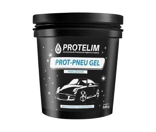 Pretinho Prot Pneu Gel Protelim 3,6kg
