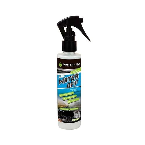Prot Water Off (Cristalizador de Vidros) 250ml - Protelim