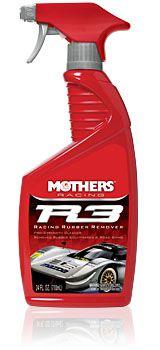 Removedor de Borracha de Pneu e Piche Racing Rubber Remover R3 MOTHERS 710ML