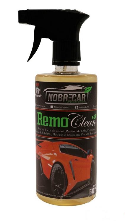 Removedor de Cola e Marcas de Caneta RemoClean NOBRE CAR 500ML