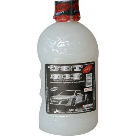 Resina Protetora Auto Brilho PROTEC PLUS 500ML