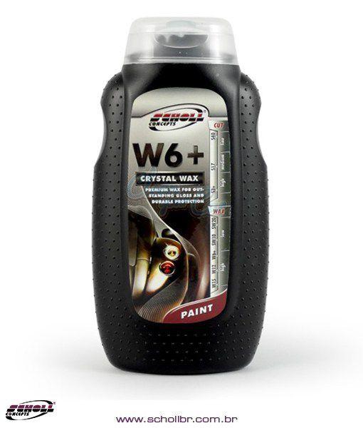 Selante Crsital Wax W6 SCHOLL CONCEPTS 250GR