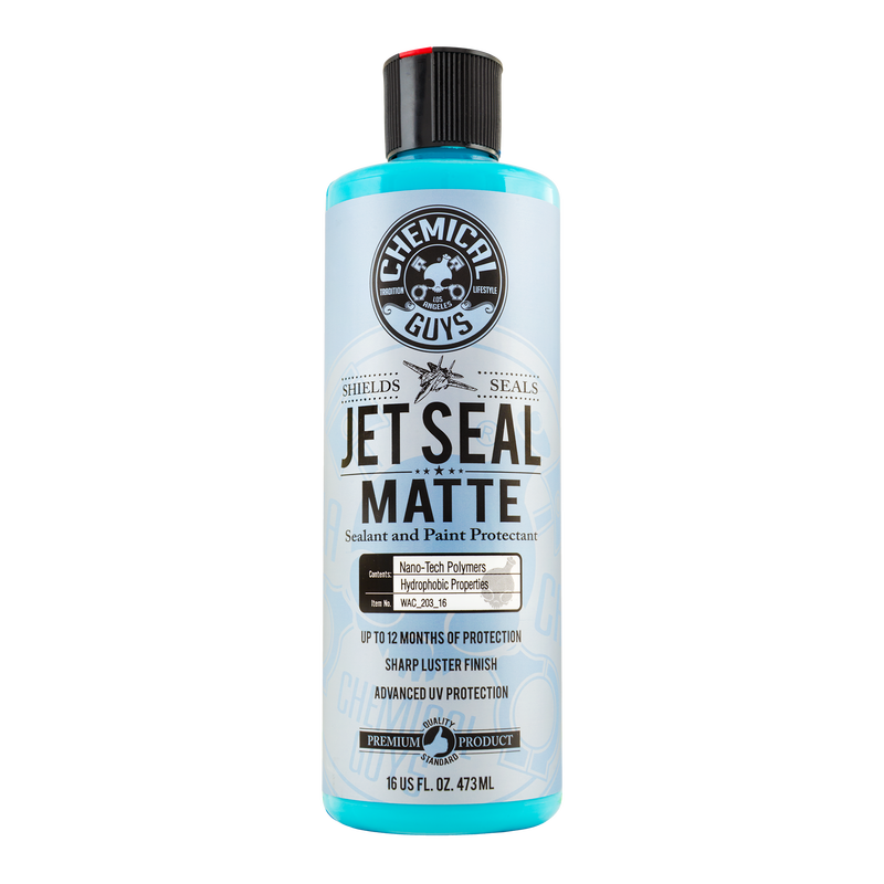 Selante Sintético JetSeal Matte 473ml CHEMICAL GUYS