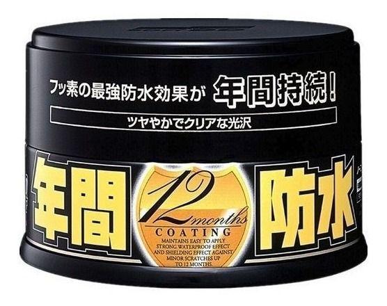 Selante Sintético Paste Wax Coat Fusso Dark SOFT99 200GR
